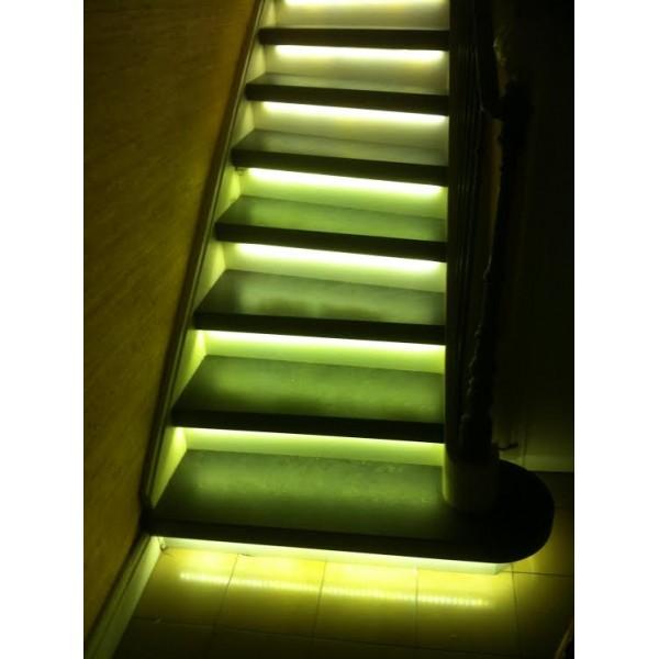 Habillage Escalier D Cor Ardoise 42380 La Tourette