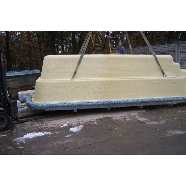 Prix piscine coque rectangulaire 7m60x3mx1m50 for Piscine hors sol profondeur 1 60