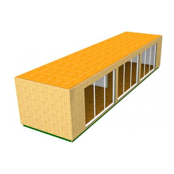 atelier container sur mesure artistes 93300 la villette 36m. Black Bedroom Furniture Sets. Home Design Ideas