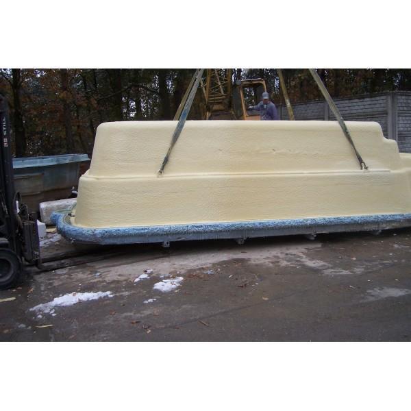 Prix piscine coque rectangulaire 6m50x3mx1m50 for Piscine rectangulaire pas cher bois