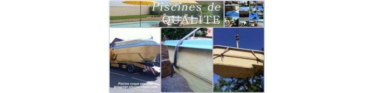Fabricant piscine coque for Piscine hors sol martinique