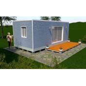 Constructeur maison container for Constructeur piscine tarif