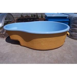 coque piscine 3m