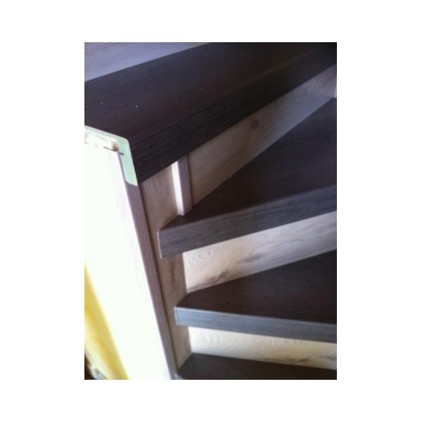 escalier r nover b ton 1 4 tournant 01500 amberieu en bugey. Black Bedroom Furniture Sets. Home Design Ideas