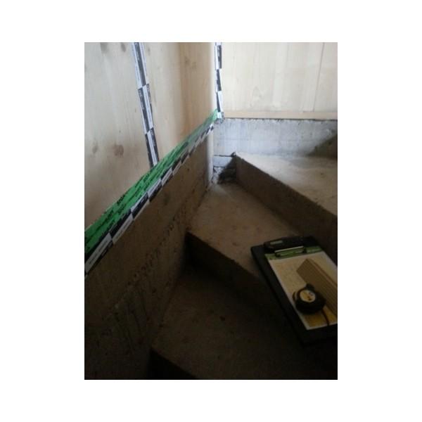 Recouvrement escalier b ton ch ne blanchi 74420 habere poche doucy - Kit renovation escalier ...