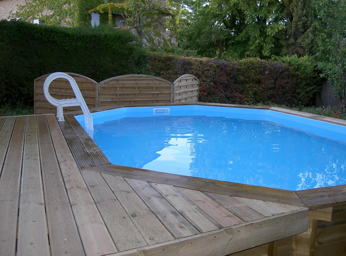 photos piscine en bois. Black Bedroom Furniture Sets. Home Design Ideas
