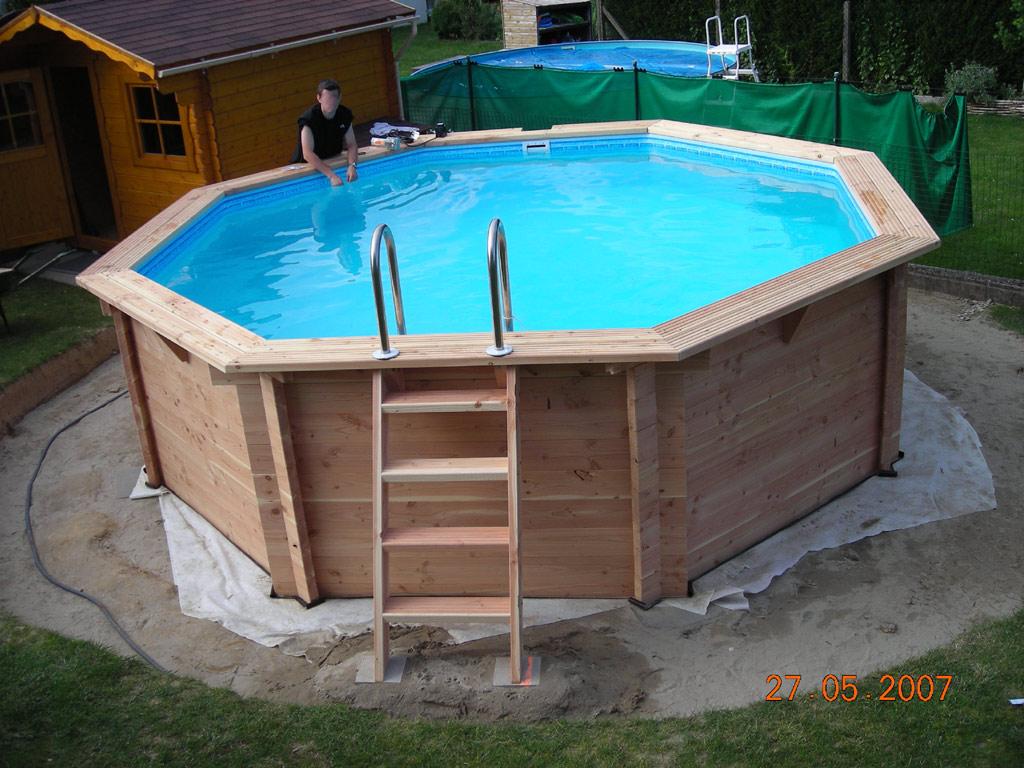 Gamme oslo diam tre ext rieur 5m20 for Accessoire piscine discount