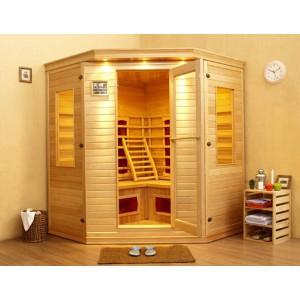 Combattre le stress lutter contre la d prime bienfaits de la cabine infrar - Sauna infrarouge ou traditionnel ...