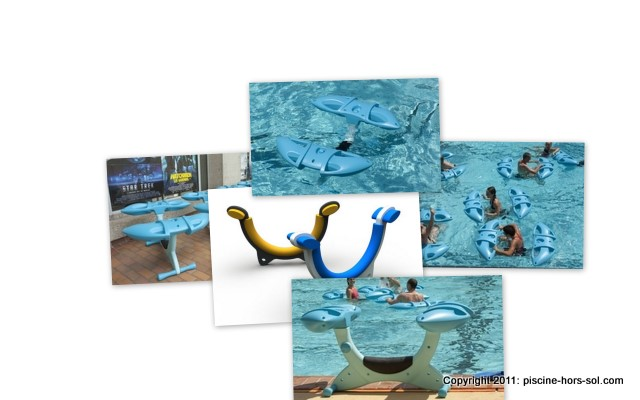 aquagym en piscine sport collectif aquatique. Black Bedroom Furniture Sets. Home Design Ideas