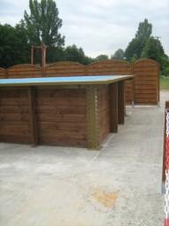 fabricant piscine bois rectangulaire venise. Black Bedroom Furniture Sets. Home Design Ideas