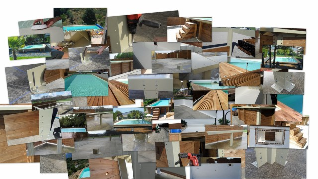 Fabricant piscine bois rectangulaire corfou for Piscine bois 5mx3m