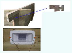 Fabricant piscine bois montage promo kit piscine for Skimmer pour piscine hors sol bois