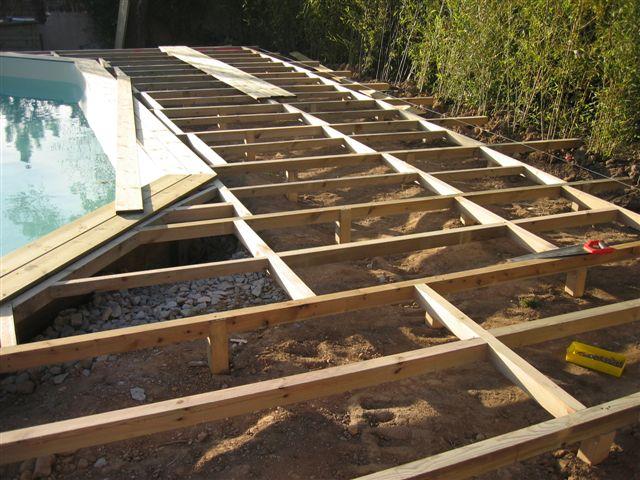 conseils pour construire une terrasse en bois