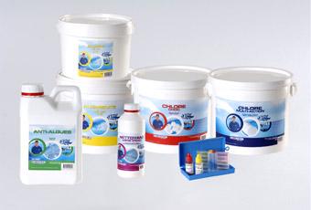 Traitement de l eau piscine kit de d marrage for Entretien eau piscine hors sol