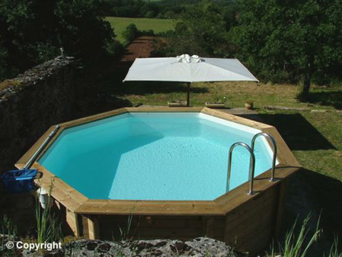 Liner sur mesure pour piscine hors sol formidable liner for Tarif pose liner piscine