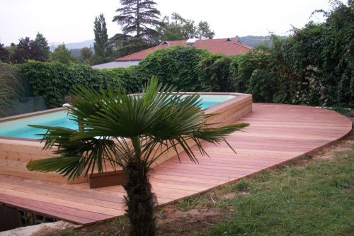 galerie photos montage piscine octogonale monter son bassin en quelques heures bassin octogonale 6mx. Black Bedroom Furniture Sets. Home Design Ideas