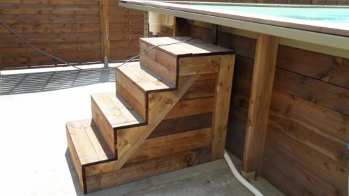 galerie photos montage piscine rectangulaire monter son. Black Bedroom Furniture Sets. Home Design Ideas