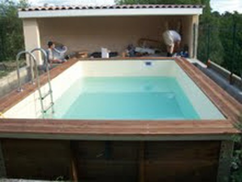Piscine kit enterree tourcoing design for Promo piscine hors sol