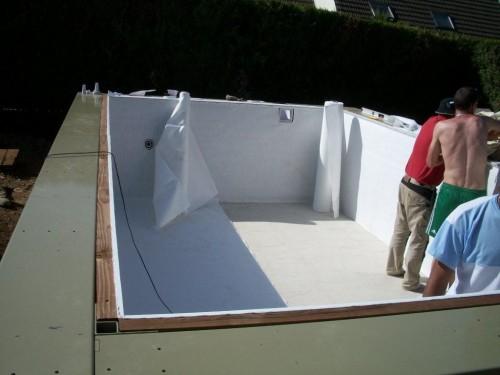 Galerie photos montage piscine rectangulaire 5mx3m montage for Piscine hors sol 5mx3m