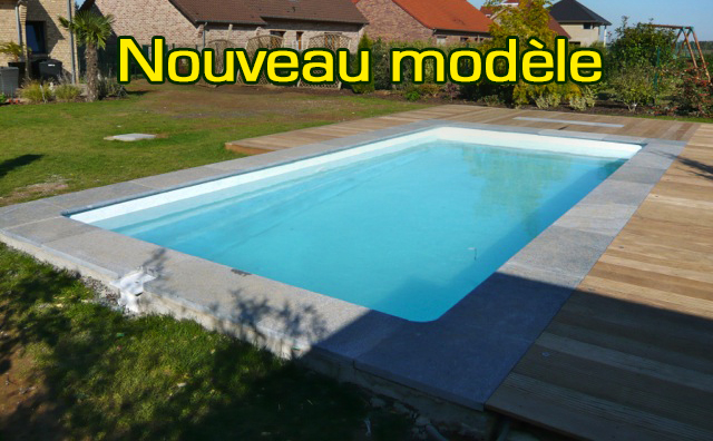 Grande piscine rectangulaire pas cher for Piscine metal pas cher
