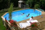 Photo piscine piscine thury harcourt for Piscine thury harcourt